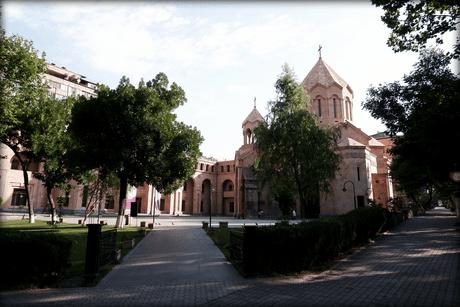 Катохике , Ереван