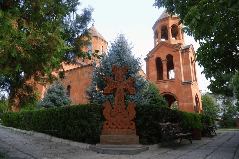 Церковь Святого Ованеса в Армении