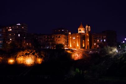 церковь Сурб Саркис в Ереване