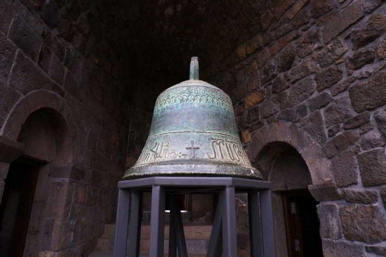 Татевский монастырь колокол