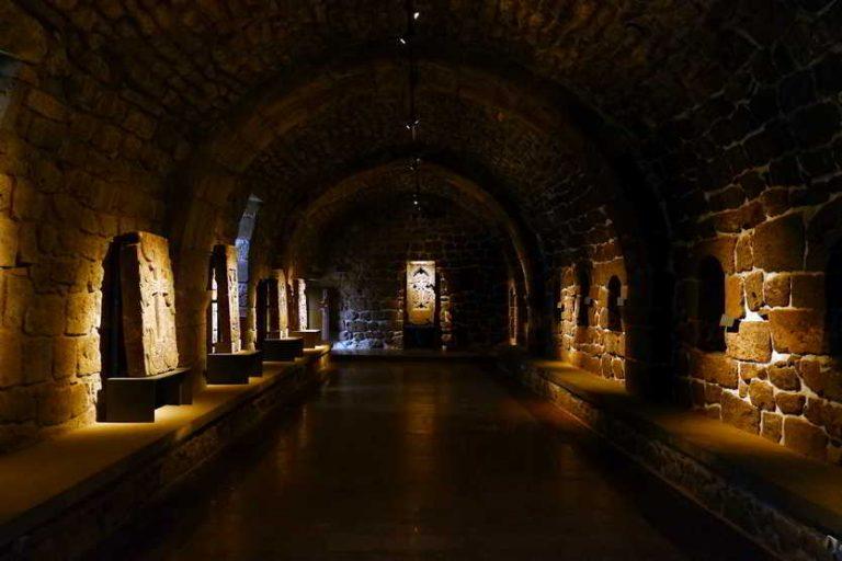 Татевский монастырь