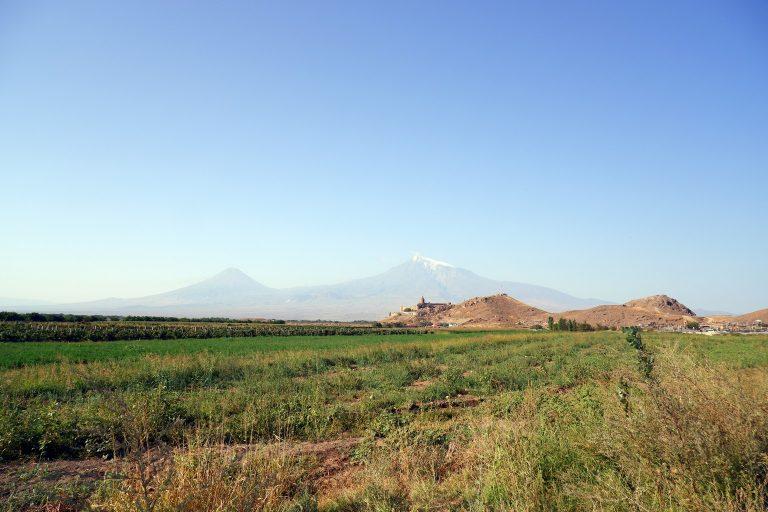 Khor-Virab & Ararat