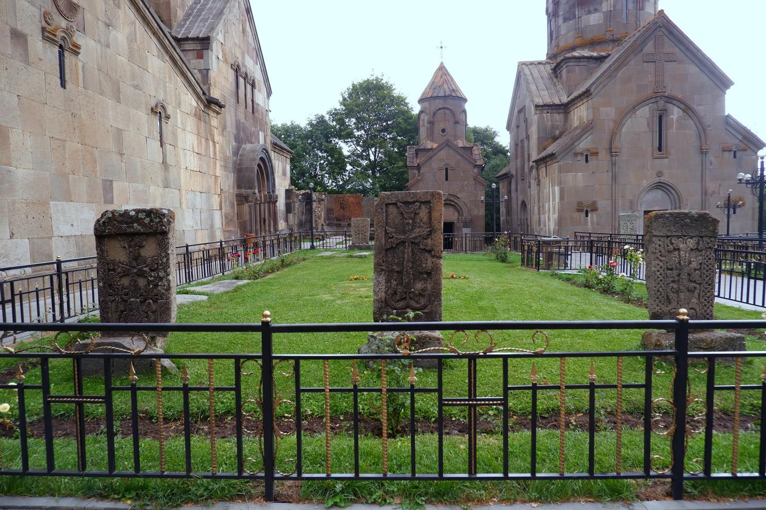 Монастырь Кечарис