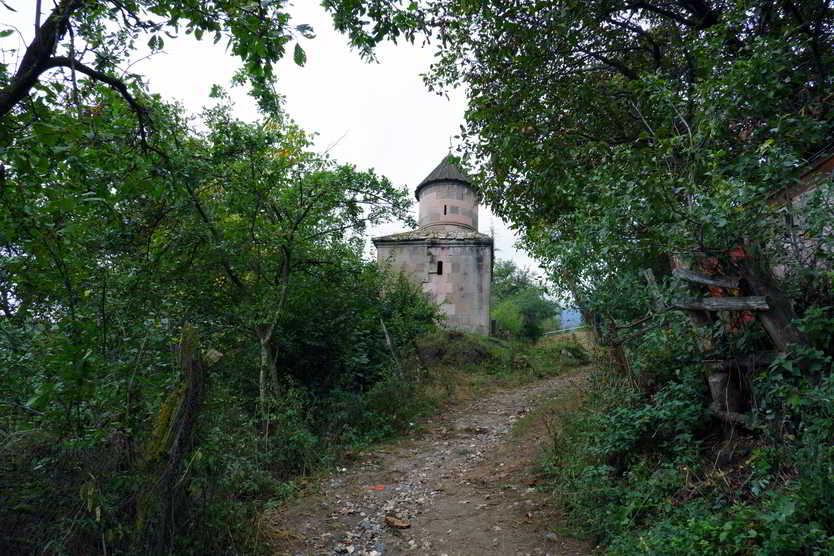 Монастырский комплекс Гошаванк